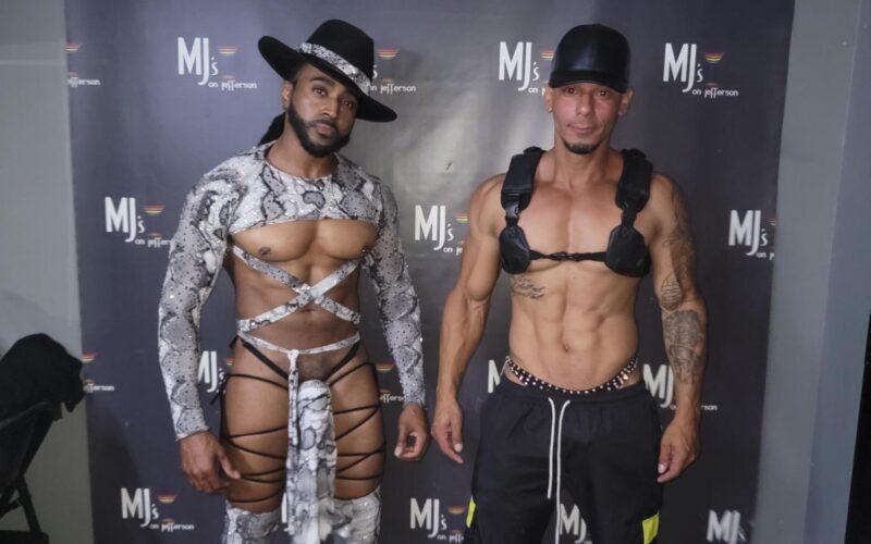 Apex and Sammy Gunz at MJ's on Jefferson (Dayton, Ohio) | September 2021