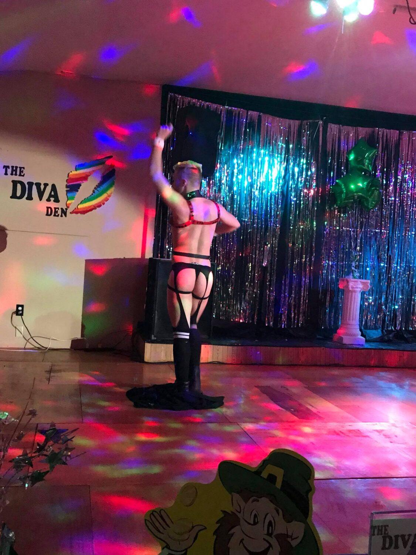 Colin David at the Diva Den (Fostoria, Ohio) | March 2018