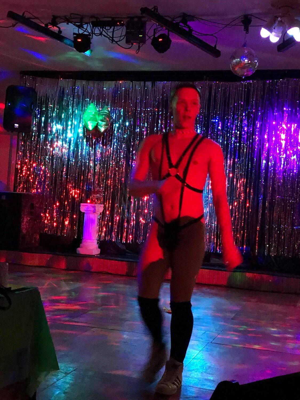 Colin David at the Diva Den (Fostoria, Ohio)   May 2018