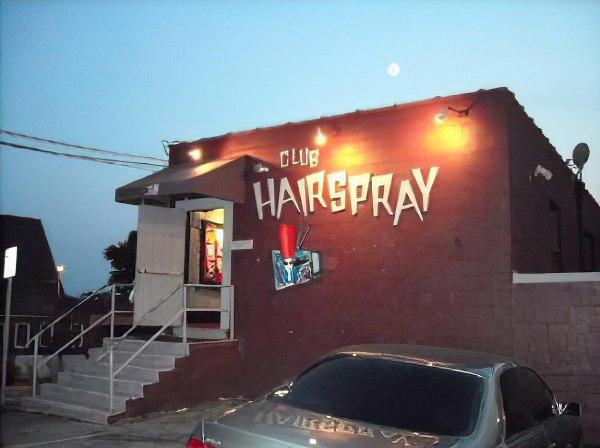 Club Hairspray (Asheville, North Carolina)