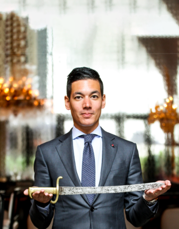 Uncorked: Matthieu Yamoum, Wine Director of the Baccarat Hotel in New York Thumbnail