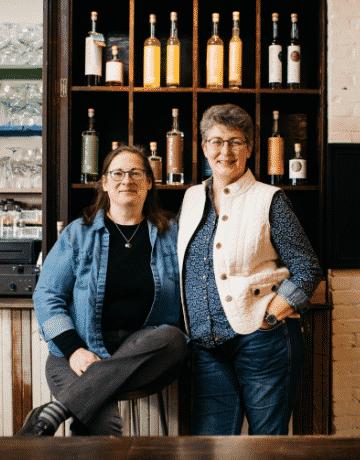 The Spirit Of Community With Cathy & Kara Thumbnail