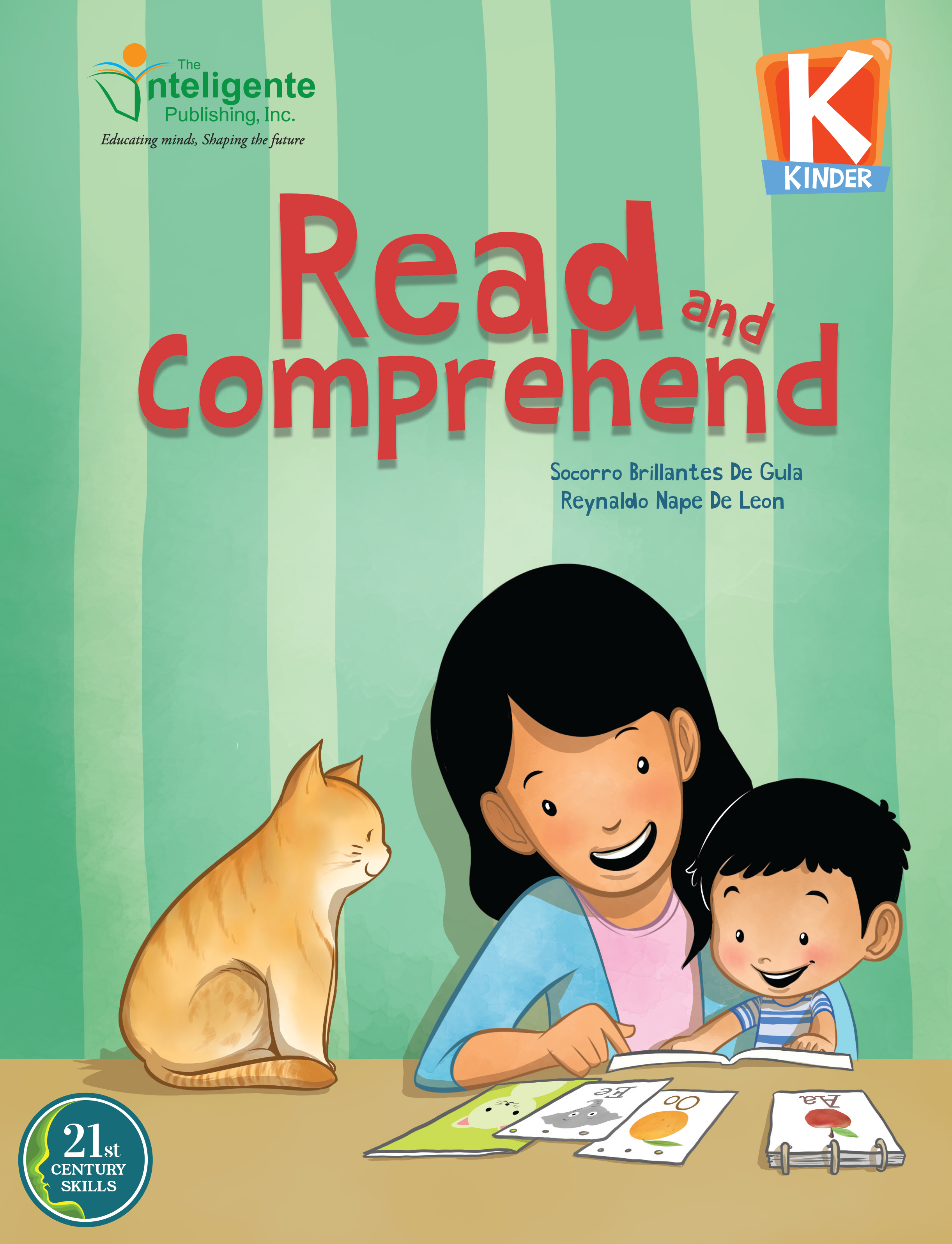 Read and Comprehend (Cover)