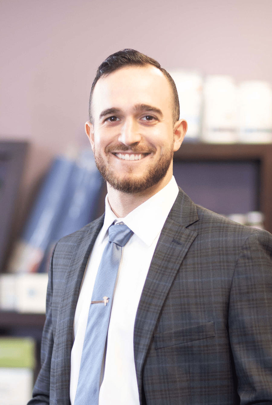 Dr. Nicholas Sclabassi at StayWell Chiropractic in Novi