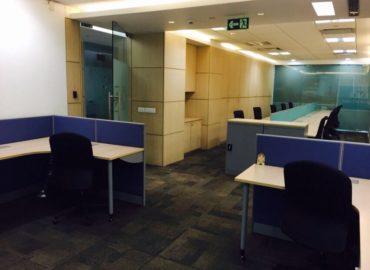 Furnished Office in Salcon Aurum Jasola South Delhi.
