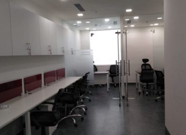 Rent Furnished Office in DLF Prime Towers Okhla Phase 1