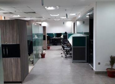 Commercial Office Space in Saket - DLF Courtyard