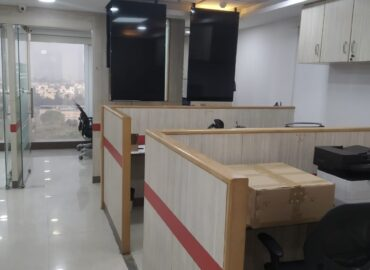 Furnished Office Space on Lease in Jasola DLF Towers | DLF Towers Prithvi Estates Jasola