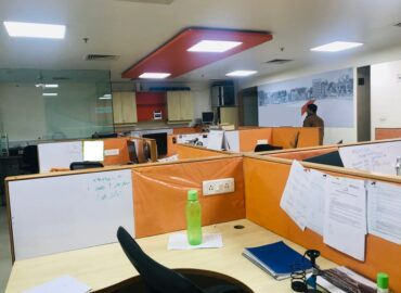Furnished Office Space on Lease in Jasola South Delhi