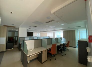 Property Dealers in Jasola | Furnished Office for Lease in Salcon Aurum