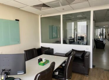 Office Space in DLF Towers Jasola. Furnished Office Space 1500 Sq.ft. for Rent in DLF Towers, Jasola South Delhi