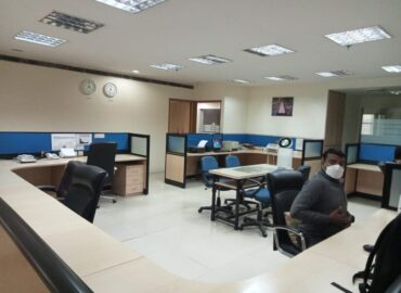 Office in Southern Park Saket District Centre