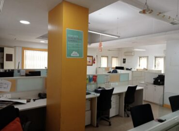 Furnished Office Space on Lease in Okhla Phase 3