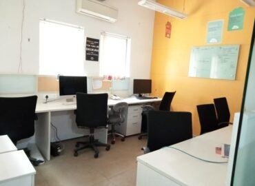 Furnished Office Space on Lease in Okhla Estate Phase-3