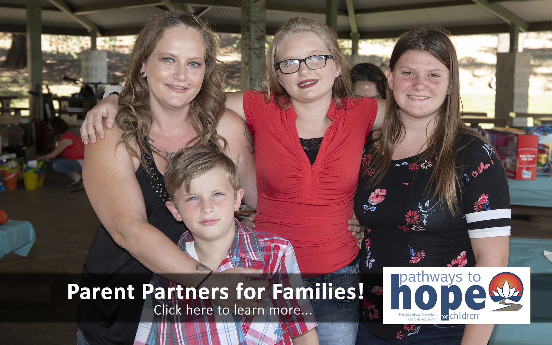 Parent Partners for Families