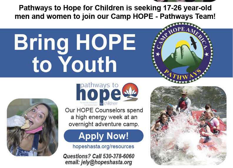 Camp HOPE Counselor Information Night – 3/10/21