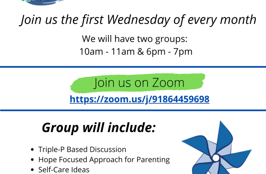 Parent-to-Parent Support Group