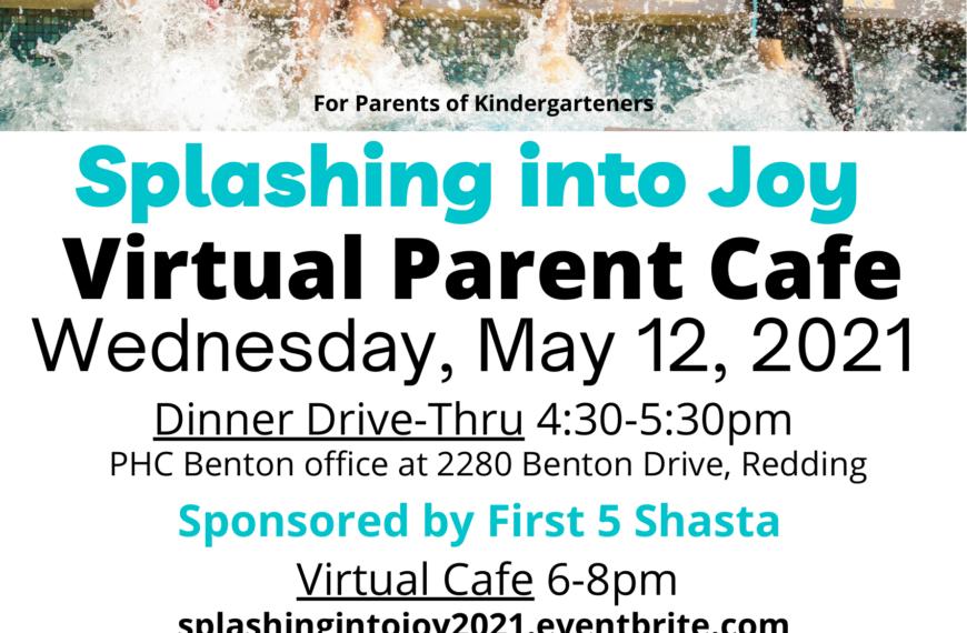 Virtual Parent Café- 5.12.21