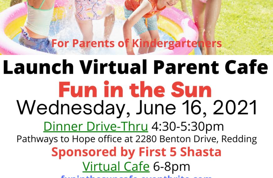 Launch Parent Café – 6/16/21