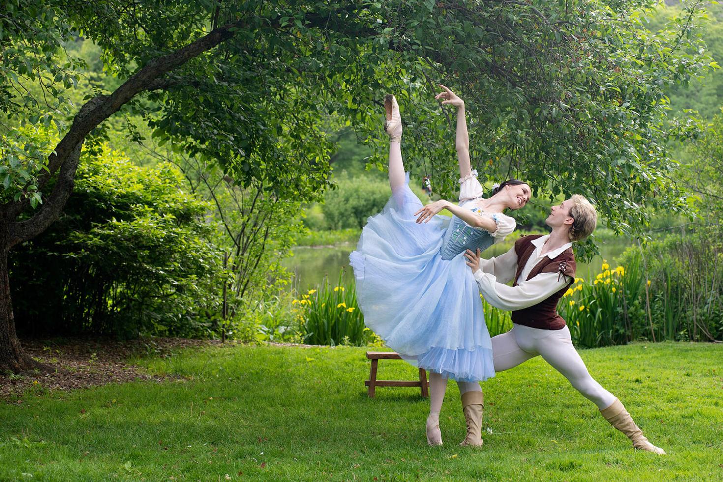 Boston Ballet Dances Night Away