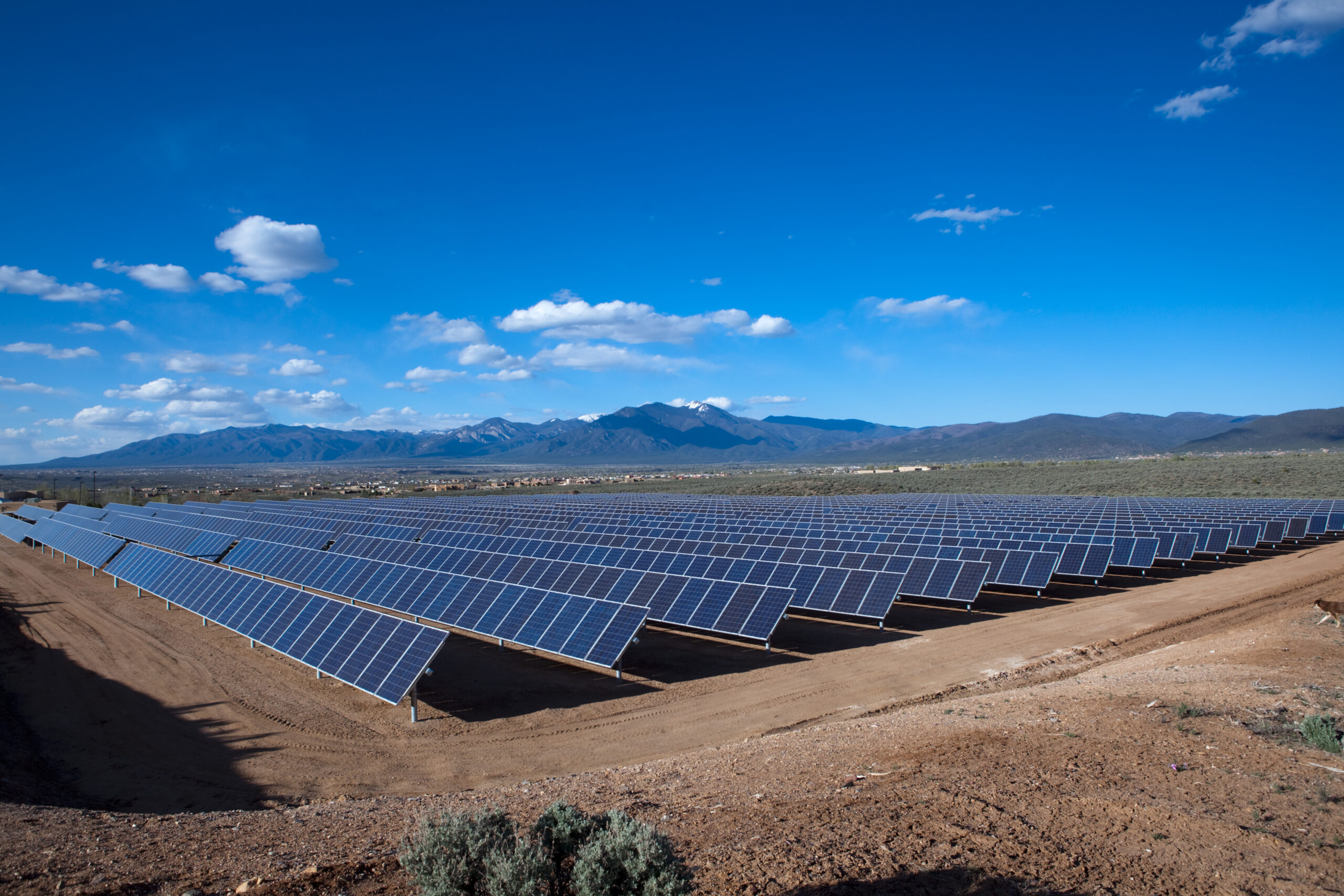 Governor's Desk is the Next Stop For New Mexico's Community Solar Bill
