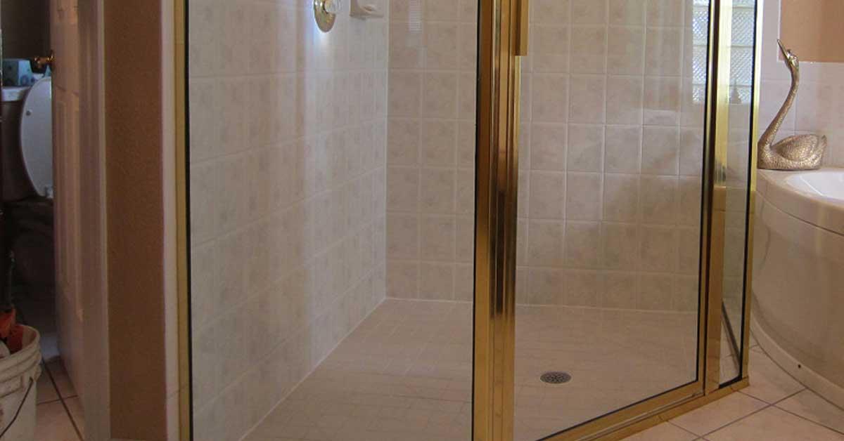 french shower doors near orlando