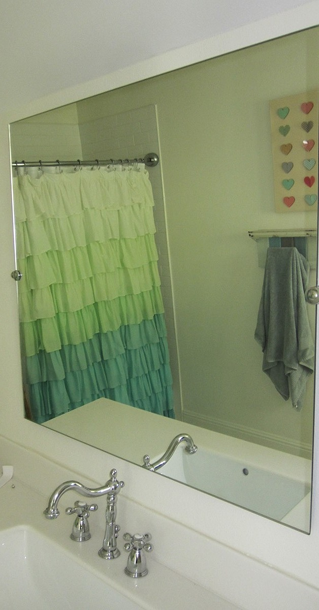 shower door installation near Volusia County