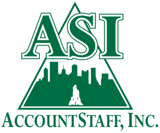 AccountStaff, Inc. accounting & finance professionals Pittsburgh recruiters logo