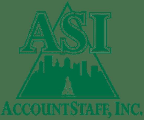 AccountStaff, Inc. accounting & finance professionals Pittsburgh recruiters logo