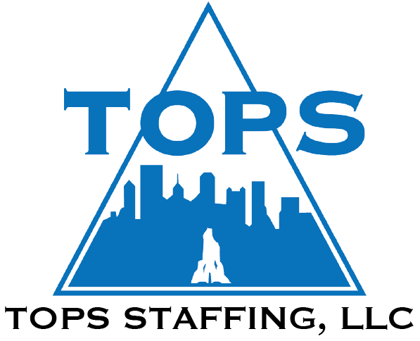 TOPS Staffing LLC light industrial Pittsburgh recruiters logo