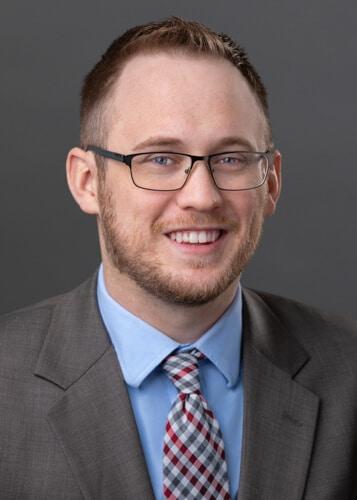 Zack Hall - Headshot - Sterling Office Professionals Recruiter