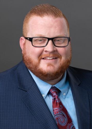 Justin Hensley - Headshot - Sterling Office Professionals Salesperson