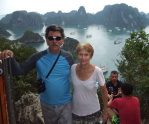 Halong Bay Henryk and Marelyn