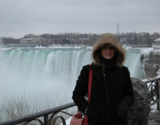 niagra in winter, no better time