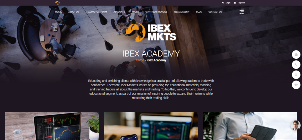 ibex markets reviews