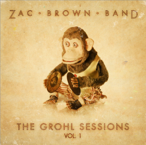 Zac Brown Band The Grohl Sessions Vol.1 - CountryMusicRocks.net