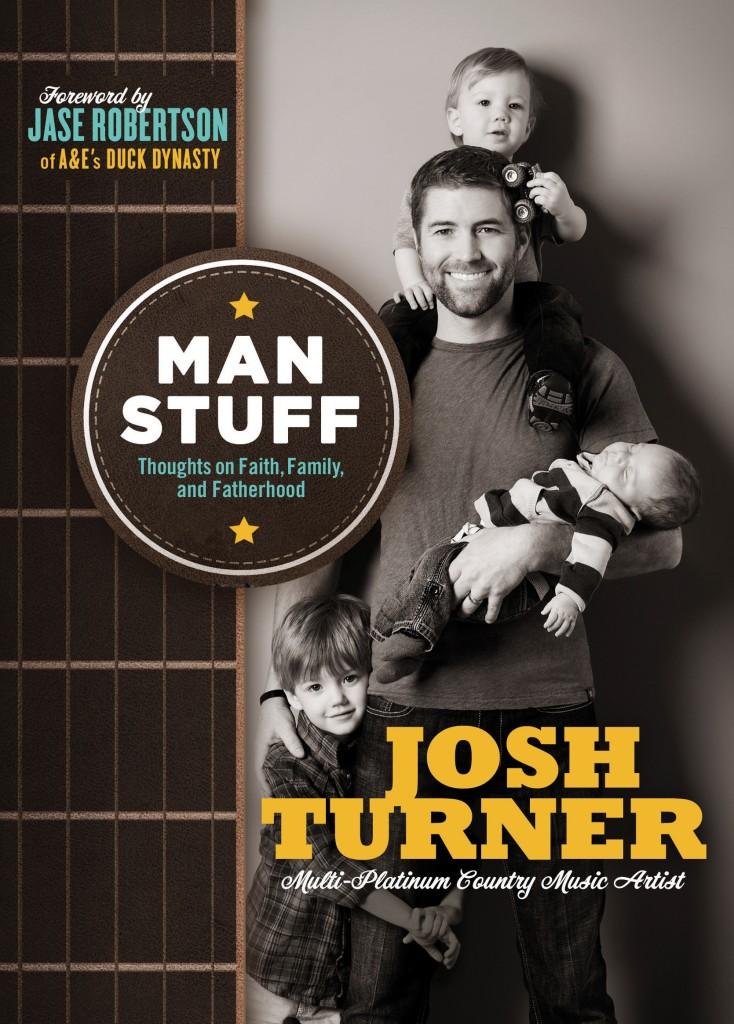 Josh Turner Man Stuff - CountryMusicRocks.net