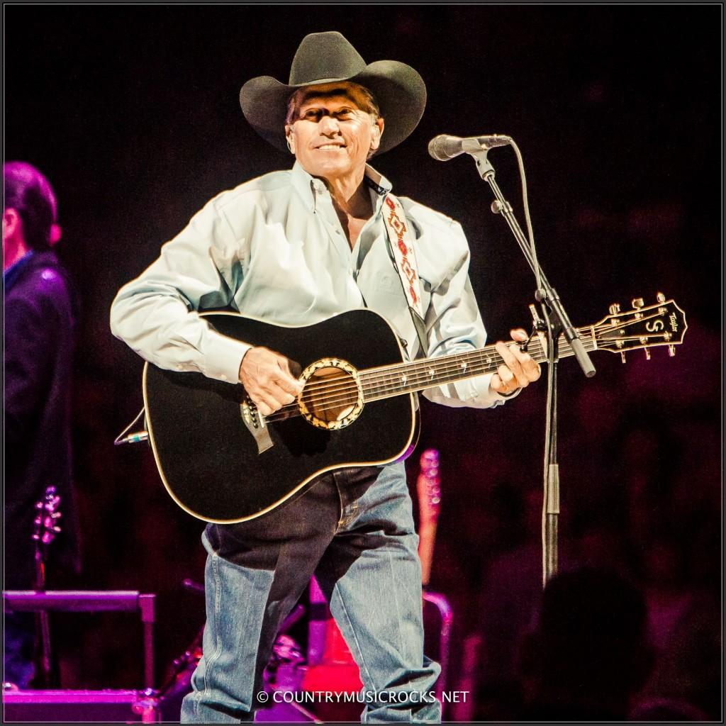 George Strait Cowboy Rides Away Tour Portland - CountryMusicRocks.net copy
