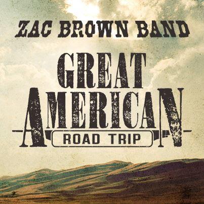 Zac Brown Band Great American Road Trip - CountryMusicRocks.net