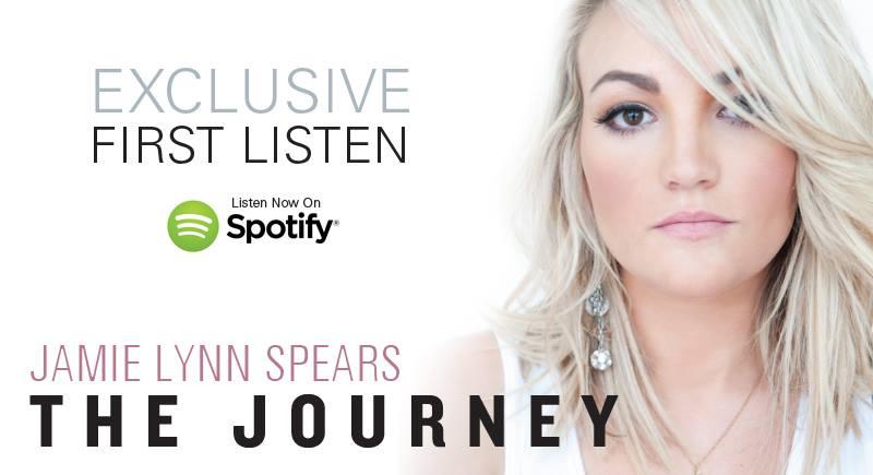 Jamie Lynn Spears The Journey Spotify - CountryMusicRocks.net