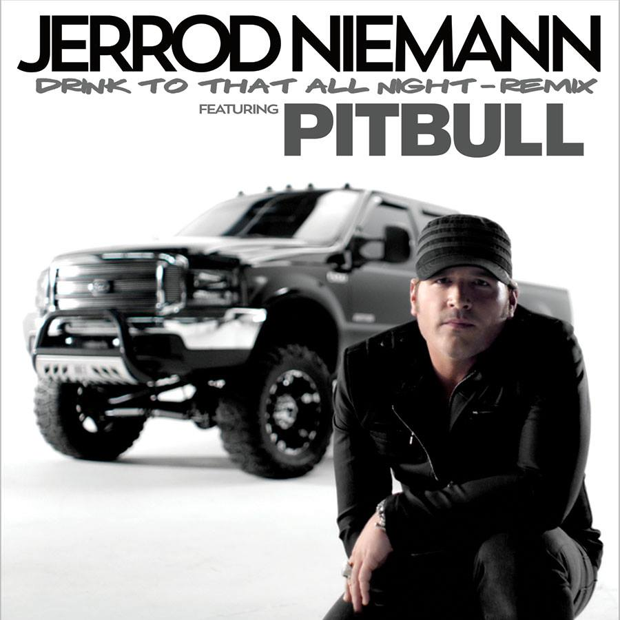 Jerrod Niemann Drink To That All Night with Pitbull - CountryMusicRocks.net