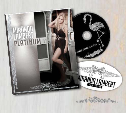 Miranda Lambert Zine Pak - CountryMusicRocks.net