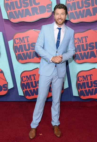 Brett Eldredge CMT Awards Photo Credit Michael Loccisano Getty Images - CountryMusicRocks.net