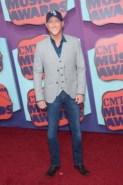 Cole Swindell CMT Awards Photo Credit Michael Loccisano Getty Images - CountryMusicRocks.net