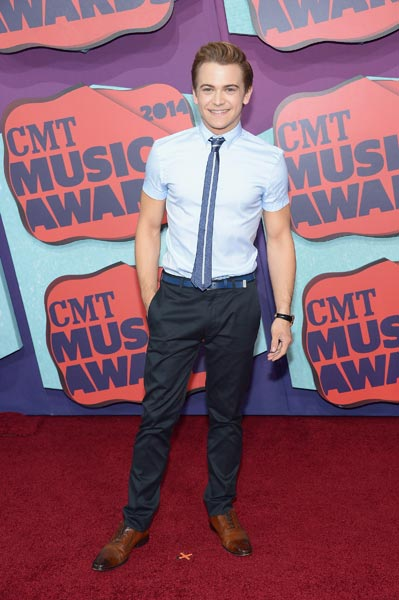 Hunter Hayes Photo Credit- Michael Loccisano Getty Images - CountryMusicRocks.net