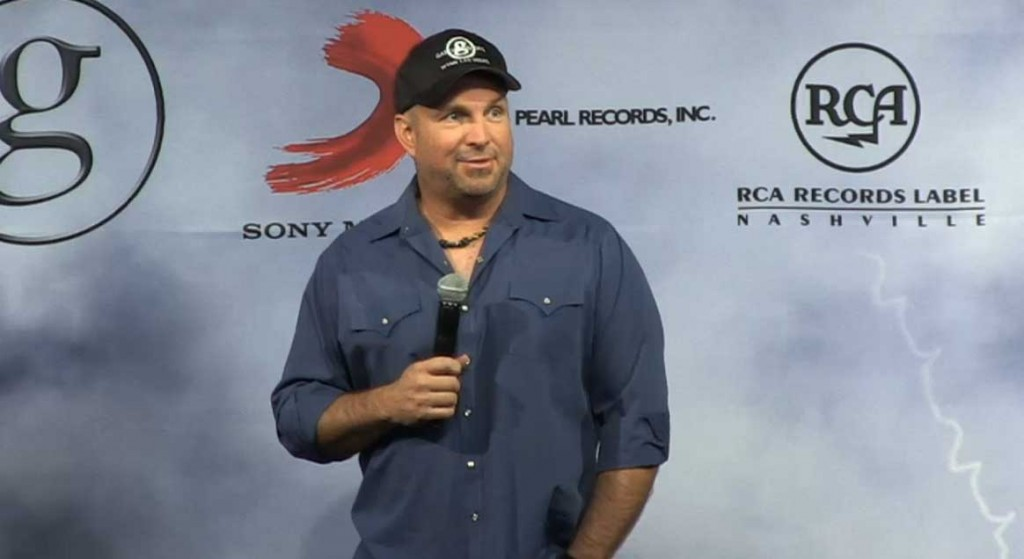 Garth Brooks Press Conference - CountryMusicRocks.net