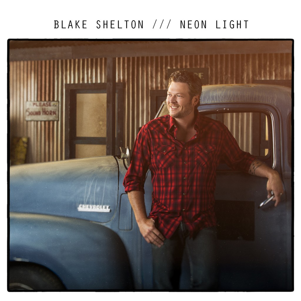 Blake Shelton Neon Lights - CountryMusicRocks.net