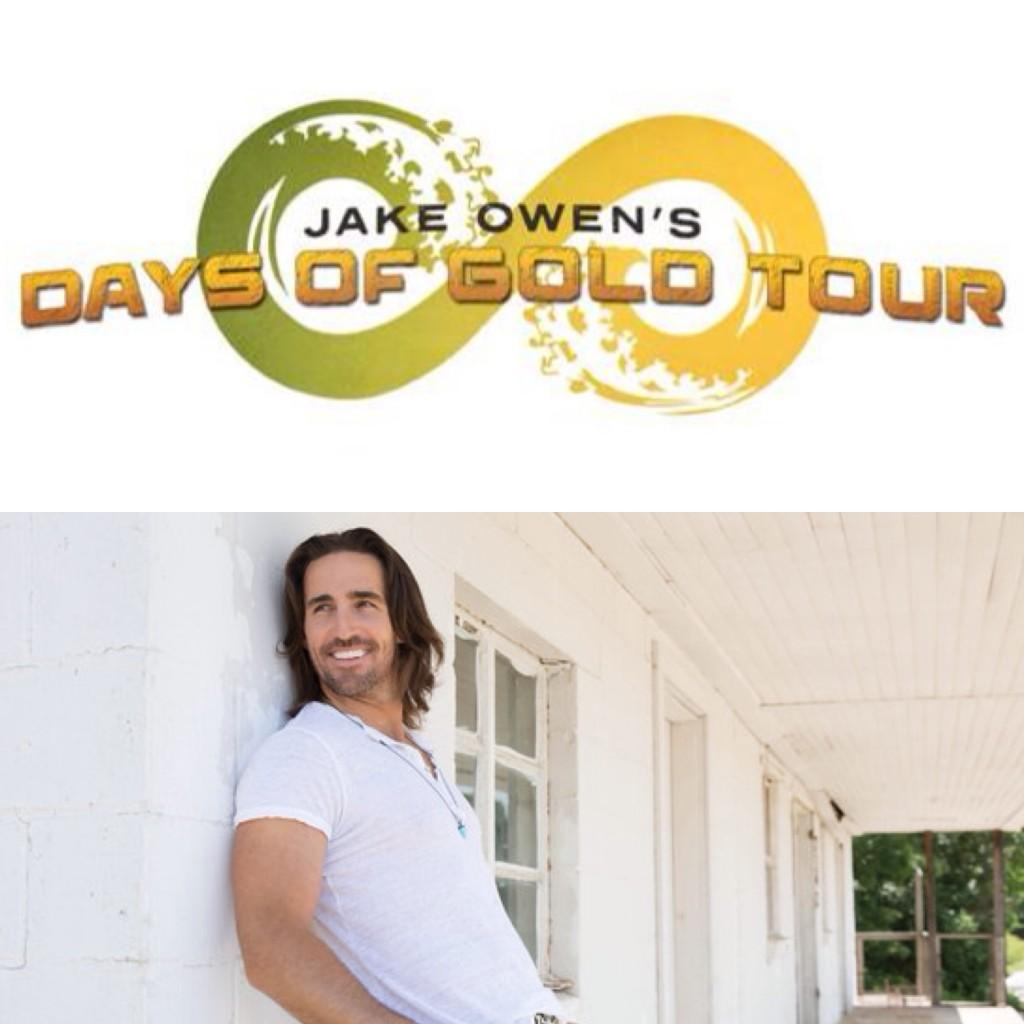 Jake Owen Days of Gold Contest - CountryMusicRocks.net