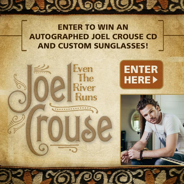 Joel Crouse Contest - CountryMusicRocks.net