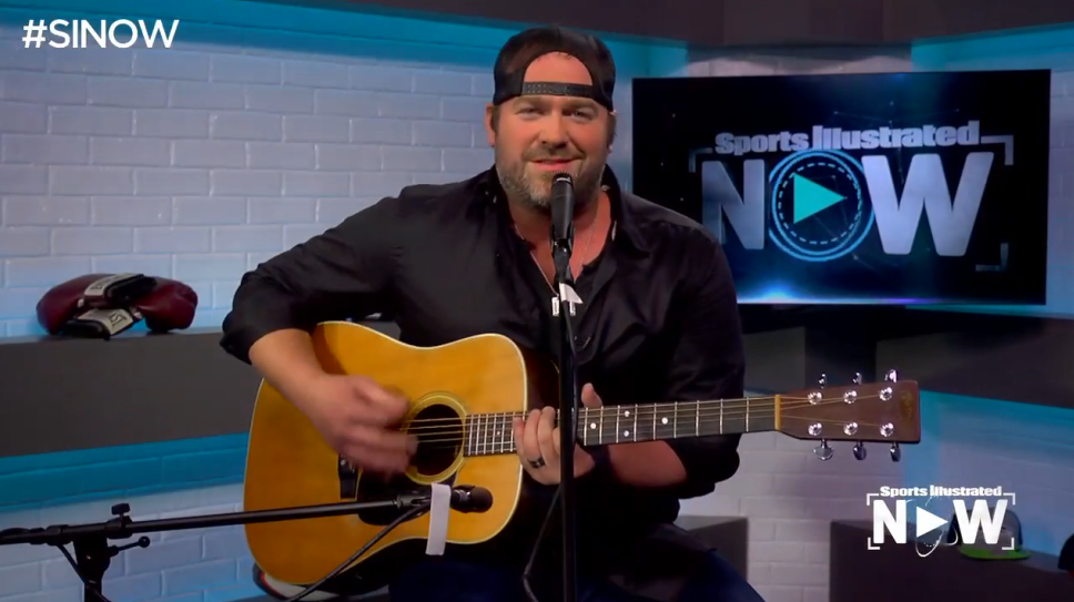 Lee Brice Sports Illustrated - CountryMusicRocks.net